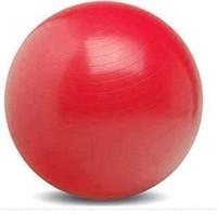 Wholesale Yoga ball fitness ball pilates ball diameter of cm four colors a free foot air pump