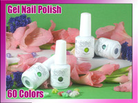 Wholesale 15ml hot sale CNF Gelish UV amp LED soak off magnetic gel nail polish DHL