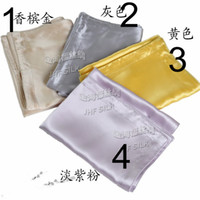 Wholesale High quality wedding gift silk pillow case true silk bed pillow cover
