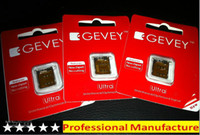 Wholesale Newest Gevey Chipset turbo sim unlock No for for GSM iOS or