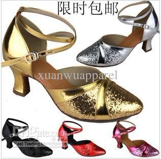 Ballroom Shoes,Women's Latin dance Shoes dance shoes dancewear