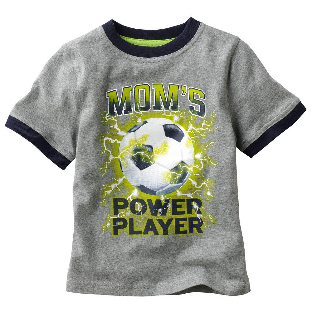 boy tops tees shirts soccer tshirt cotton jerseys jumper ForBoys Soccer T Shirts
