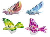animal flights - Flying Remote Control Bird Remote Control Flapping Wing Flight Speed Belt Smulation Voice E BIRD