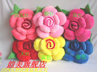 best decoration games - Best Wedding Valentine s Day Gift quot Lover Decoration Rose Plush Pillow Cushion CM ROSE flower