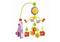 Wholesale big sale baby sound toy baby s gift The child rings a bell the toy music sea world bed bell