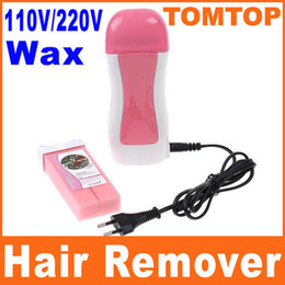 Wholesale Waxing Kit Roll On Roller Depilatory Wax Cartridge Heater H8218