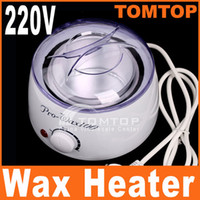 Wholesale Salon Spa Wax Heater Depilatory Paraffin Warmer Waxing for hair removal ml V V H8249