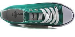 Wholesale brand new Double Star Unisex canvas shoe Low Top Sport Shoes Sneakers C2013