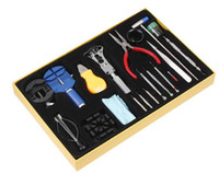 Wholesale 1PCS Wrist Watch Watchmakers Case Repair Tools Set Kit Repair Clock Watch Wristwatch Hotcakes