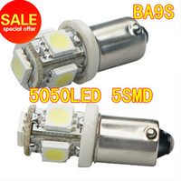Wholesale BA9S T11 SMD Car LED SMD Indicator Light Interior Bulbs Lamps