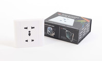 Wholesale HOME WALL SOCKET SPY HIDDEN Voice activated CAMERA DVR
