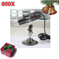 Wholesale 800X USB Digital Microscope LED Real MP New product Our own brand