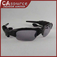 Wholesale Sunglasses with Wireless Bluetooth Headset headphone Sun Glasses for all Bluetooth Mobile Cell Phone