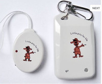 Wholesale Wireless Anti theft Anti Lost Security Key chain Finder Locator Reminder Alarm