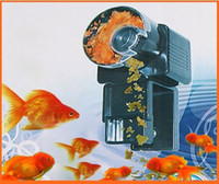 Wholesale Automatic Auto Fish Feeder For Aquarium Auto Aquarium Fish Tank Food Feeder Automatic Feede