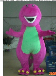 Wholesale Barney dragon plush Cartoon party Mascot Costume