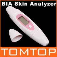 Wholesale Digital BIA Facial Skin Analyzer Water Soft Oil Tester for Salon Spa Home H4934