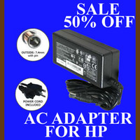 Wholesale Ga37 Via DHL AC Adapter Charger for HP DV4 DV5 DV6 DV7