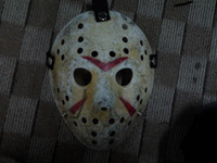 Wholesale Freddy VS Jason Mask Party Masks Halloween For Killer Mask Yellow Erythema So