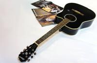 Wholesale Newest Chinese Acoustic Guitar NEW Style Standard Veneer Acoustic Guitar Strings Custom OEM