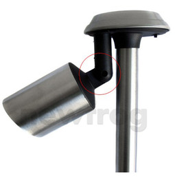 Wholesale New Arrivals LED Stainless Light Solar Powered Light Garden Spotlight Landscape Light Lamp
