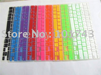 Wholesale Retail Silicone Keyboard cover Skin for Macbook Air quot quot keyboard protector for Macbook Air