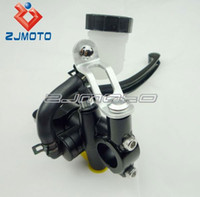 Wholesale ZJMOTO Motorcycle RCS Forged Brake Master Cylinder With Hydraulic Brake And Adjustable Lever