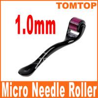 1,0 millimetri aghi Derma rotolamento Micro rullini della pelle Dermatologia Therapy System microneedle H8363