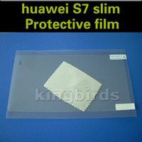 Wholesale Screen Protective Film for huawei s7 slim Tablet PC high Quality