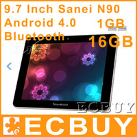 Wholesale 9 quot Tablet PC Android Sanei N90