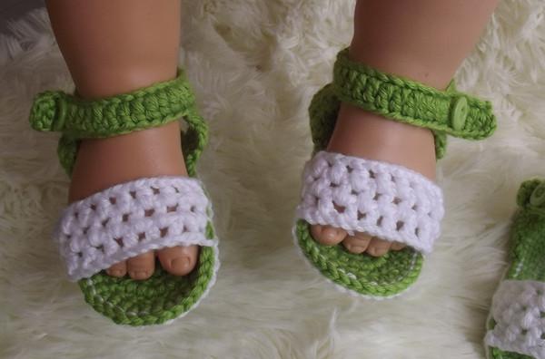 Оптом - Летние дети сандалии обувь хлопчатобумажной пряжи Детский ходить Новорожденный ребенок Вязание ручной вязание пинетки
