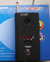 Wholesale Anti Eavesdropping Device and Anti Spy Camera Wireless Detector Camera detector lens detector