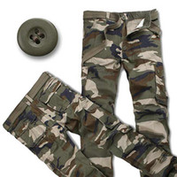 Wholesale New Men Army Cargo Camo Combat Trousers Pants Casual Pant