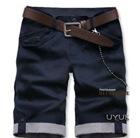 Wholesale Men s Casual capri pants cargos shorts mens SHORTS