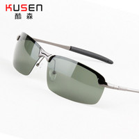 Wholesale New hot Mens fashion Sunglasses optical frames Designer sun glasses polarized Driver necessary cols
