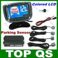 Wholesale Car LCD Parking Sensors Reverse System Backup Radar