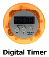 New LCD Digital Kitchen Cooking Count Down Alarm Timer Illus...