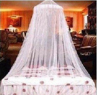 Adults Twin Circular Summer Hot Selling ! Good Sleeping Graceful Elegant Bed Curtain Netting Canopy Mosquito Net