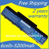 Wholesale Laptop Battery AS09A31 AS09A41 AS09A51 AS09A61 AS09A71 for Acer Aspire Z laptop Emach