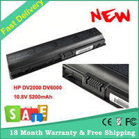 Wholesale Replacement Laptop Battery for HP Compaq Pavilion DV6000 DV2000 Presario V3000 HSTNN W34 HSTNN W20C