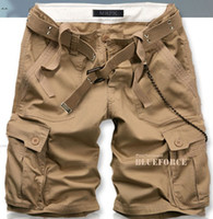 Wholesale MENS Casual capri pants cargos shorts sport shorts