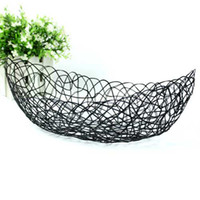 Bird's Nest Shaped Iron exquisite fashion of fruit plate fru...