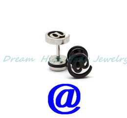Newest Design Earring Stud 316L Stainless Steel Ear Ring Piercing Nail Popular Jewelry 16G Bar Hot
