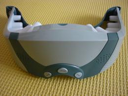 Wholesale Eliminate eyestrain Protect Eyes eye care Mask Forehead Massager Magnetic Massaging Electric Eye
