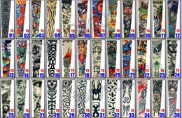 Wholesale Pop Design Tattoo Arm Sleeves Tattoo Dress Sleeve Fashion Styles Available Assorted Fancy Ml