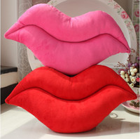 Hot Selling! Sexy Lips Plush Toy Cushion Lumbar Pillow, Lover...