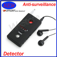 Bug Detector   Anti spy RF BUG Laser Lens Hidden Pinhole Convert Camera Finder Detector