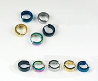 Wholesale 150pcs Unisex size Colorful Dangle Ear Cuff Earrings Body Piercing Ear Plugs Body Jewelry B11