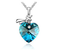 heart of the ocean - classical The Heart of the Ocean necklace titanic necklace diamond necklaces