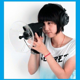 Wholesale Sound Amplifier Parabolic Mic Voice Bug and Gadget Device Monocular Bionics Ear